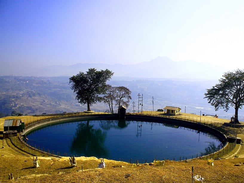 Water, the Light of Life by Kabita Gautam