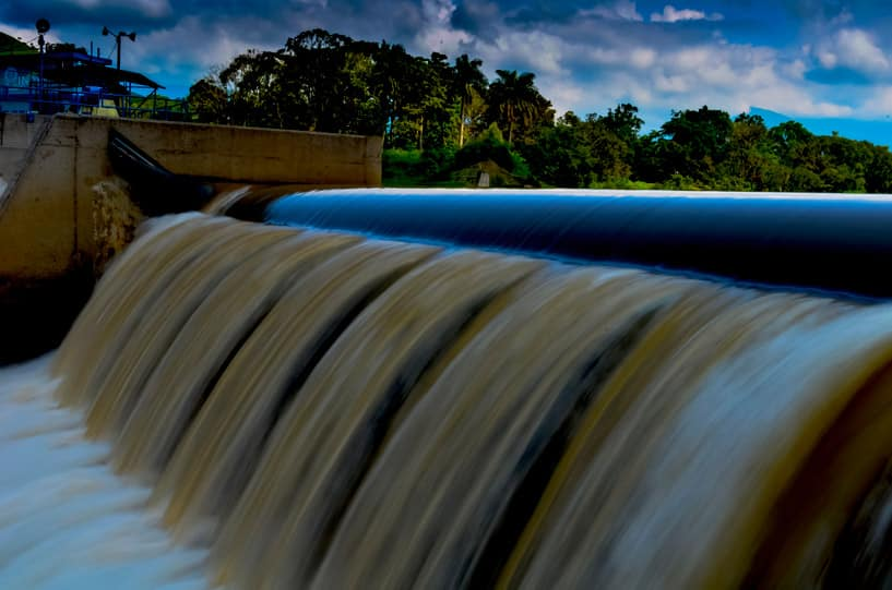 Found Los Esclavos River, Guatemala by Esau Beltran