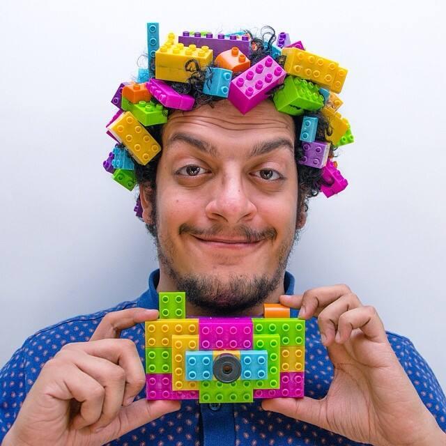 Cubes Head