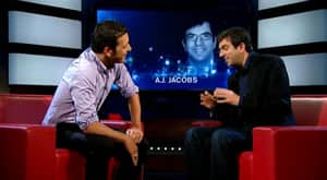 A.J. Jacobs On His Quest For Bodily Perfection