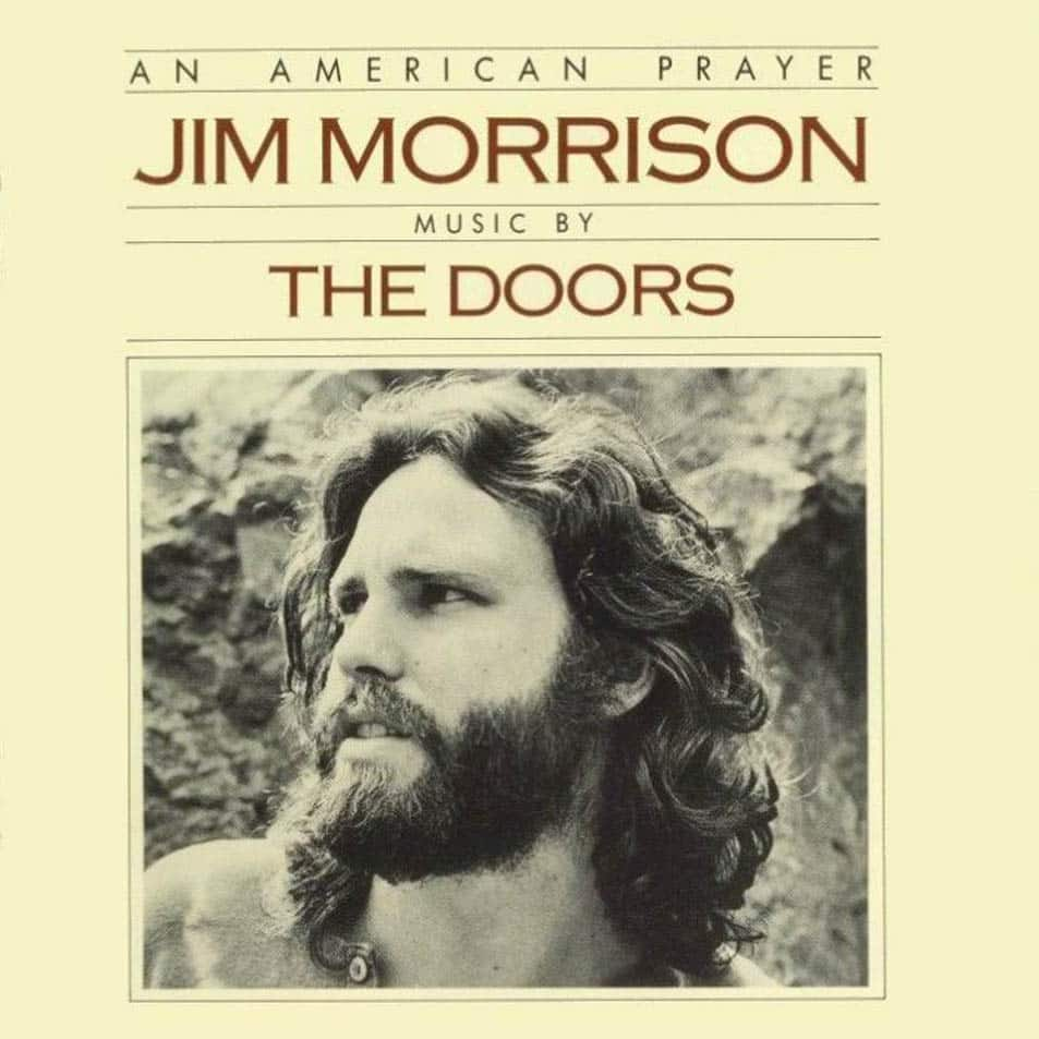 An American Prayer by Jim Morrison