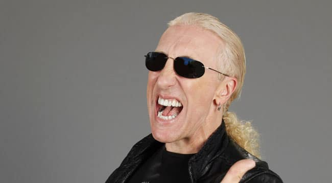 dee snider book