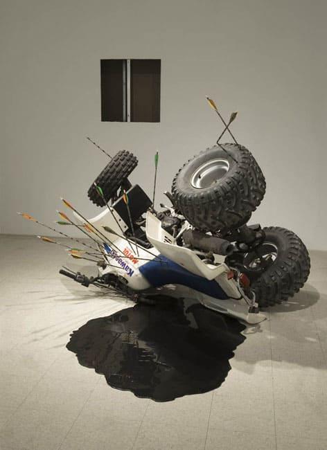 Jouet d'adulte, Galerie Art-Mur, Montreal, 2006