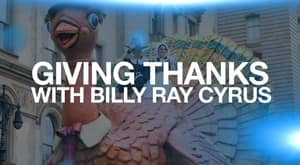 Billy Ray Cyrus Wants You To Know: He's Thankful For Canada This Thanksgiving