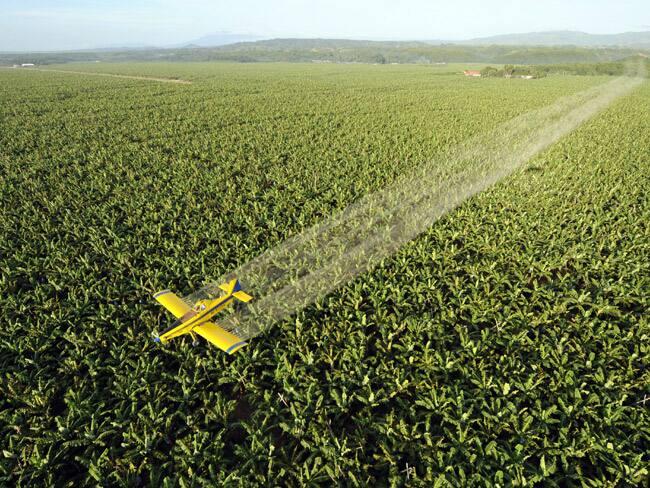 Agricultural pesticides: 2.7 million