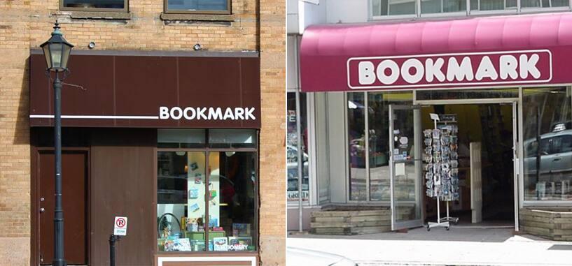 Charlottetown and Halifax: Bookmark