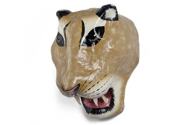 Carnival Jacmel Lion Mask