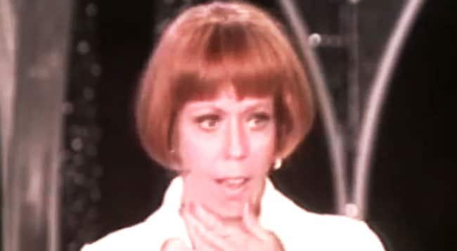 Carol Burnett interview