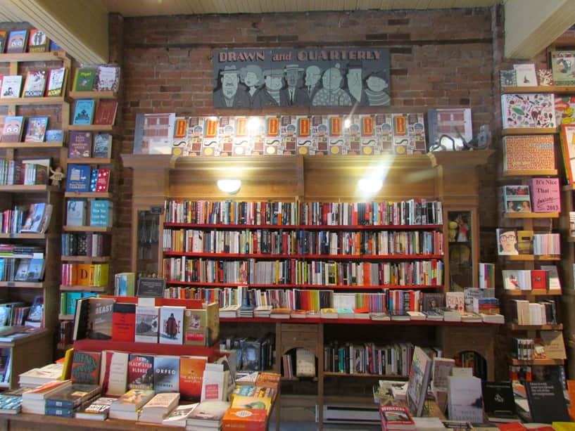 Montreal: Librarie Drawn & Quarterly