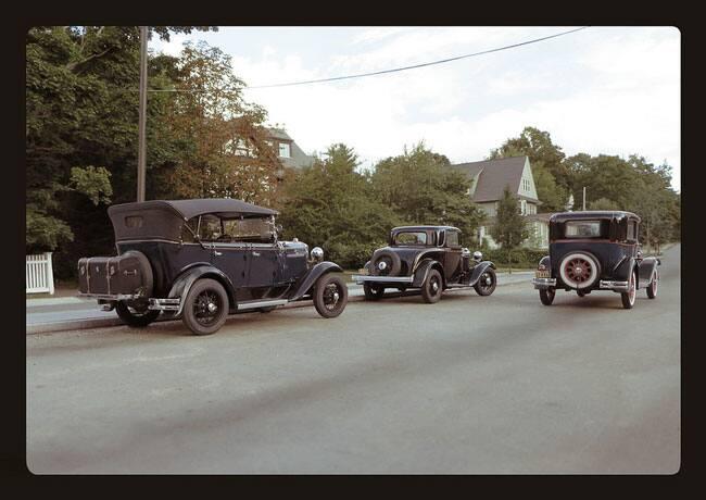 North Main Street - Elgin Park [Circa 1930s]