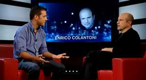 Enrico Colantoni on Playing Céline Dion's Husband, René Angélil