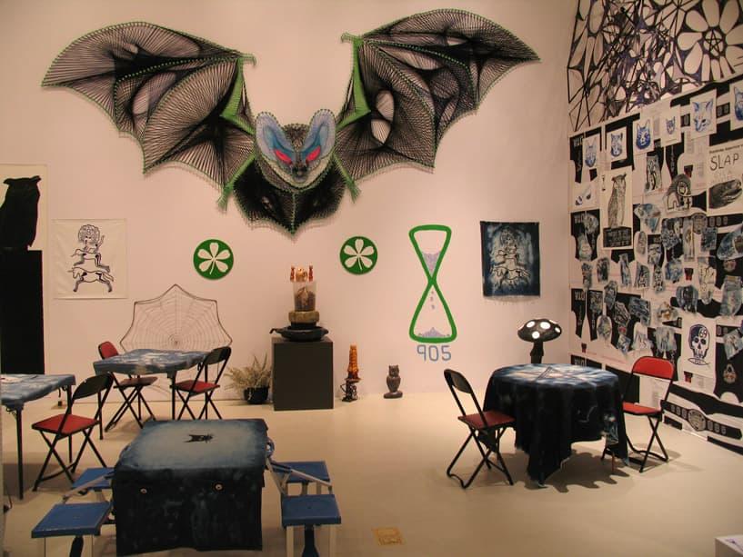 Bat at AGYU, 2007