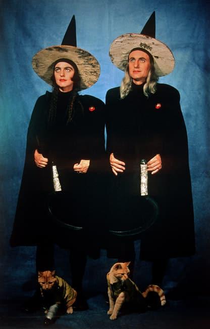 Fastwürms' Kim Kozzi and Dai Skuse