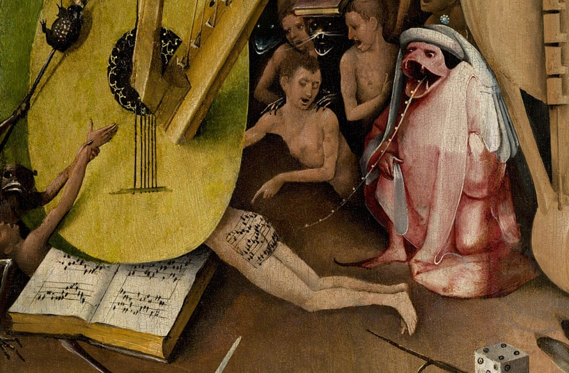 The Garden of Earthly Delights (detail)
