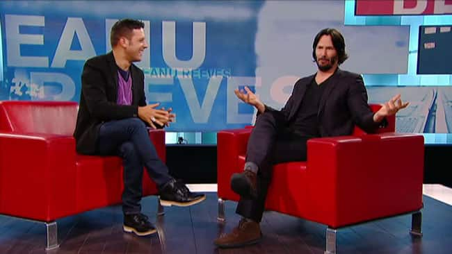 GST S4: Episode 30 - Keanu Reeves And Tiger Chen