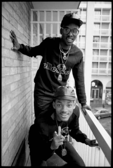 RAP: DJ Jazzy Jeff & The Fresh Prince