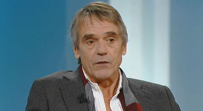 Jeremy Irons On Rob Ford, Acting And Empathy