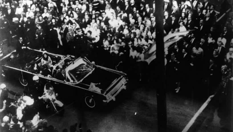 Fascinating Things To Read, Watch And Listen To On The 50th Anniversary of JFK's Assassination
