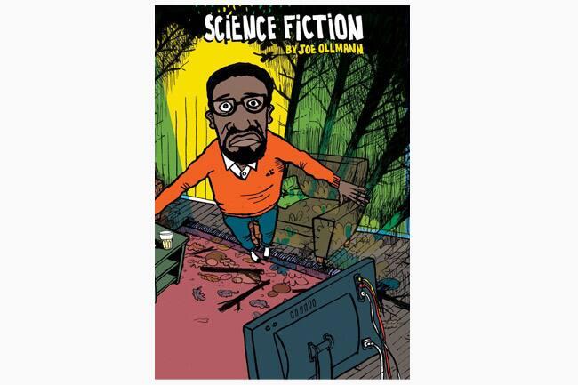 Natalia's Pick: Science Fiction by Joe Ollmann