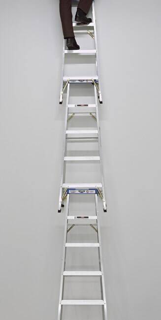 Ladder Stack, 2009