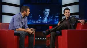 Jordan Knight On The 'Thing' He Shares With His Fans