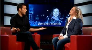 Kathleen Turner On Being Angry & Women's Rights