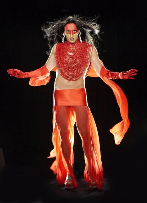 Dance to the Berdashe (2008)