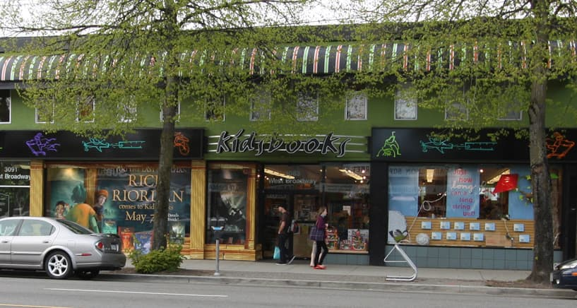 Vancouver: Kidsbooks