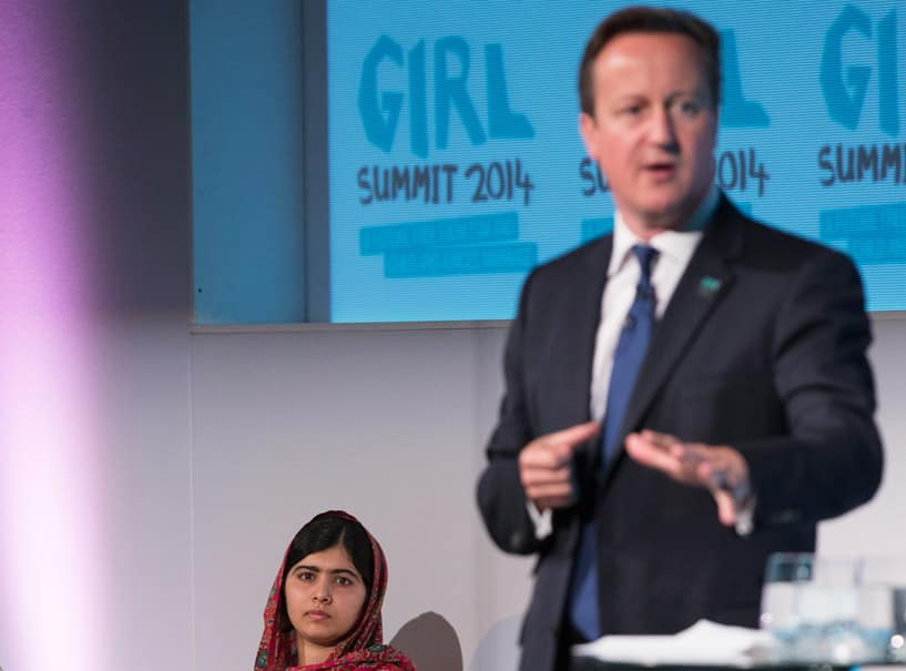 Girl Summit 2014: Imagining A Future Without FGM And Child Marriage