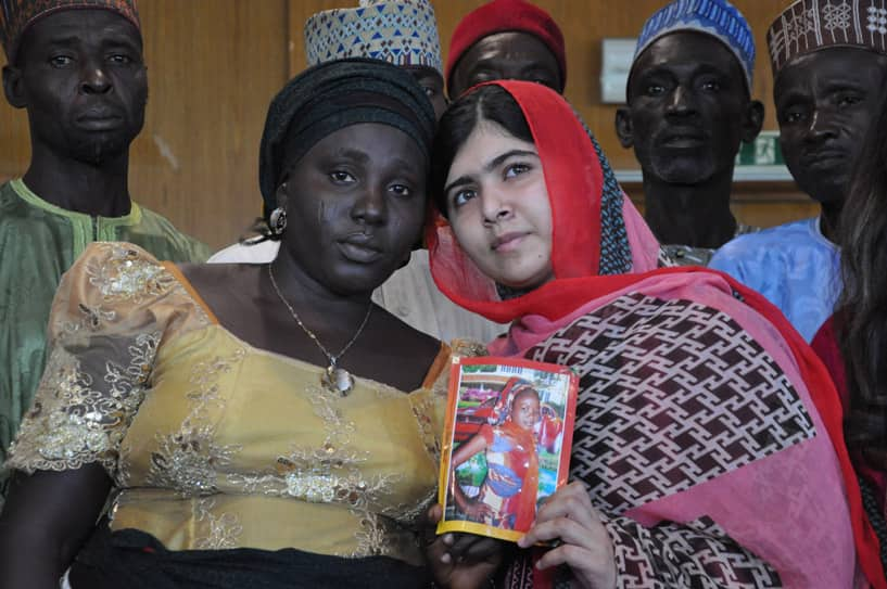 Malala On Nigerian Schoolgirls: 'They suffer, but I believe they are stronger than their oppressors'