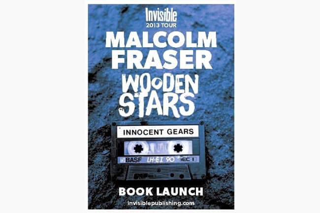 Natalia's Pick: Wooden Stars: Innocent Gears by Malcolm Fraser