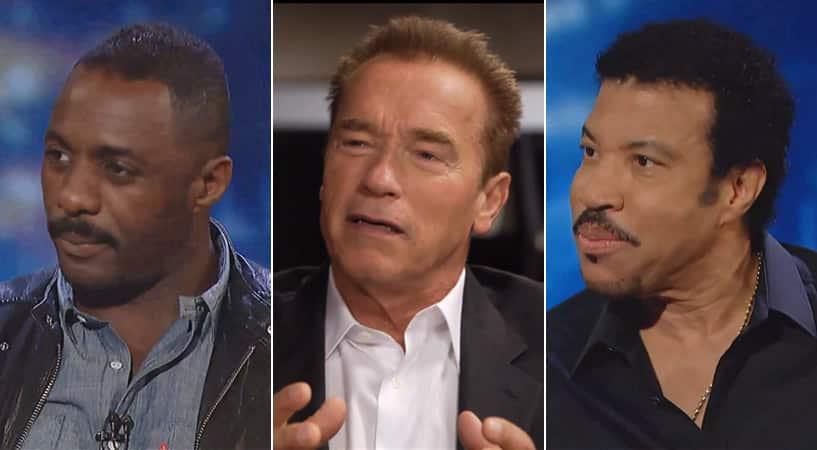 Nelson Mandela: Lionel Richie, Arnold Schwarzenegger, Idris Elba And Joe Clark Talk About His Impact