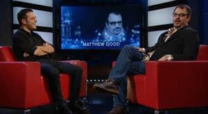 Matthew Good on Learning to Bury the Hatchet