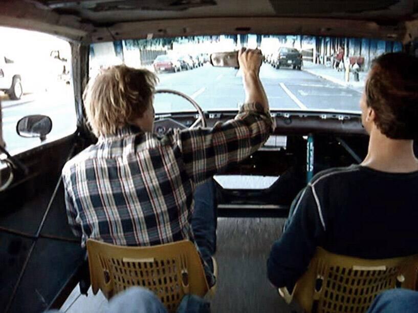 Shared Propulsion Car (2005)