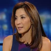 Michelle Yeoh On Burma And Using Anger Wisely