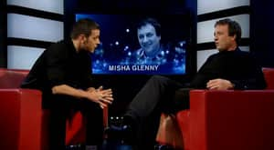 Misha Glenny On The Chilling New Reality Of Cyber Crime