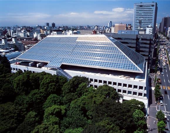 Canadian Embassy, Tokyo (1991)