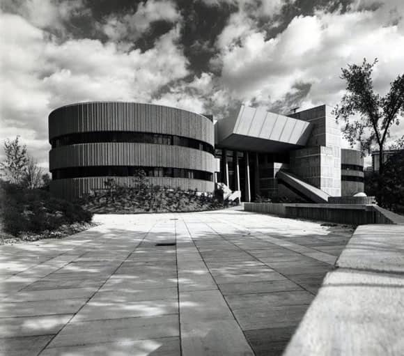 Ontario Science Centre, Toronto (1964)