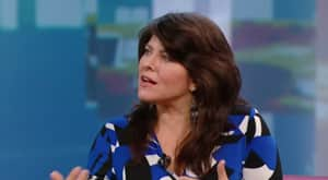 "Naomi Wolf Says Porn Is ""Rewiring The Male Brain"""