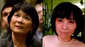 Olivia Chow And Sook-Yin Lee