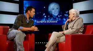 Olympia Dukakis On President Obama's Support For Gay Marriage