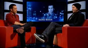 Raine Maida on Playing Road Hockey with Rob Ford