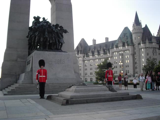 The Unknown Soldier Was Brought To Canada In 2000