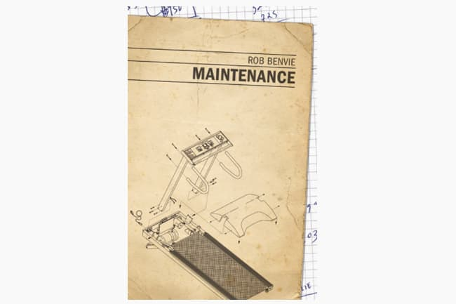 Murray's Pick: Maintenance by Rob Benvie
