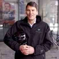 Handling Cycle Paths: Mayor Gregor Robertson