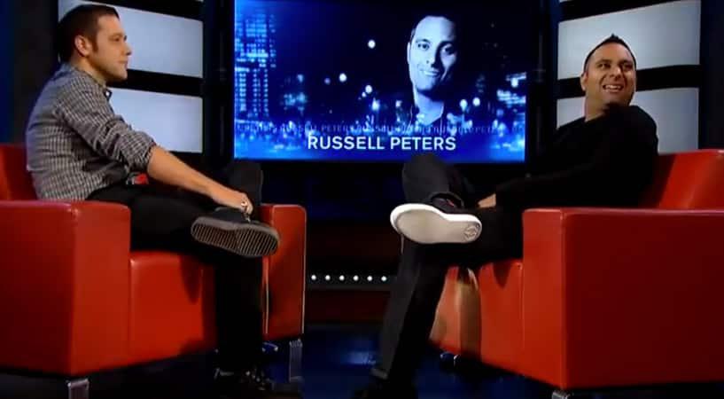 Russell Peters on Fatherhood