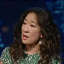"Sandra Oh on Choosing Not To Be a ""Celebrity"""