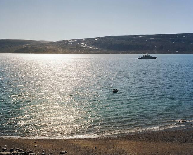 Summerside & RIB, Sunshine Fjord NU, 2011