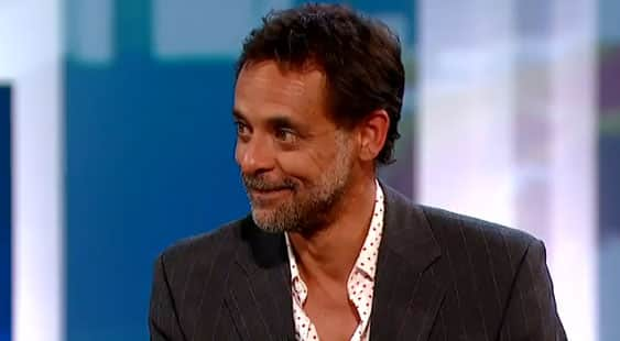 Alexander Siddig on Star Trek Conventions - and His Playboy Surprise