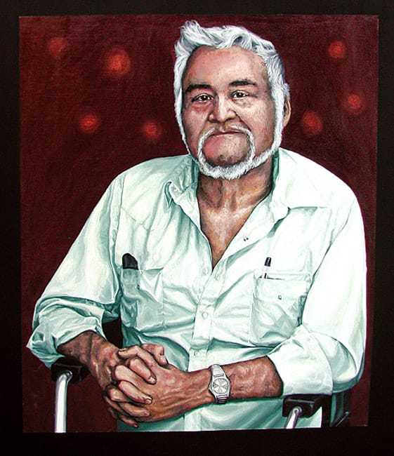 Portrait of Steve Powley, 2006